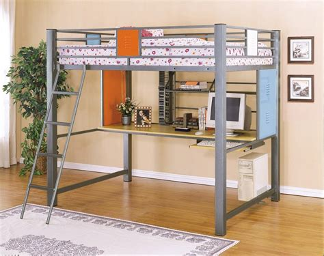 size loft beds with desk ideas size loft beds with desk hersheyler loft bed ideas