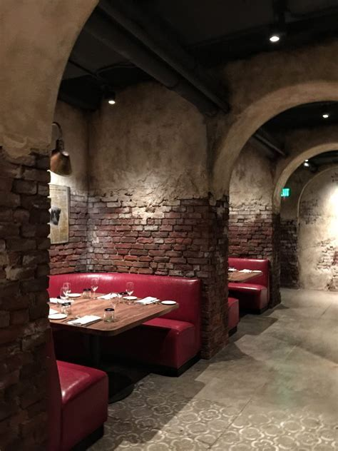 First Look Inside Enzo?s Hideaway Speakeasy Tunnel Bar in