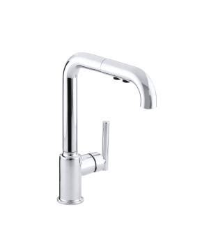 Faucets Canada by Kohler Canada K 7505 Purist 174 Primary Pull Out Kitchen