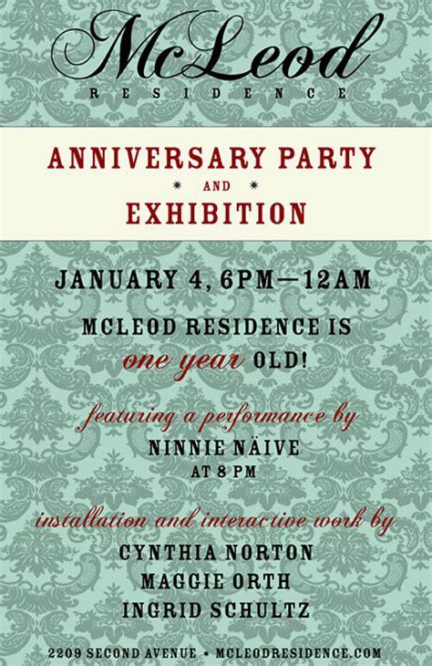 anniversary psd invitation designs creatives psd