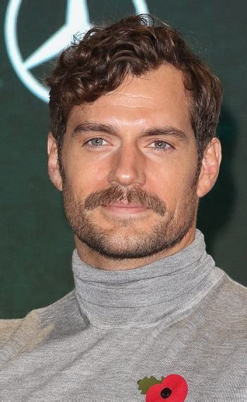 Hair and Beard Styles: Henry Cavill ? Short Curly
