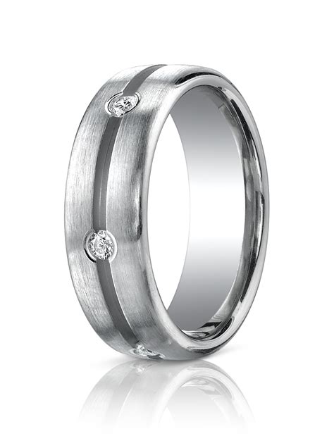 A Man's Metal Benefits Of Wedding Band Durability
