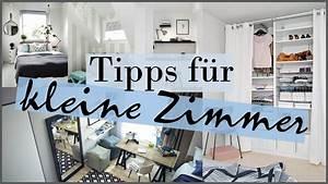 Zettels Kleines Zimmer : kleine zimmer sch n machen tipps tricks hilfen ideen anna kaiser youtube ~ Watch28wear.com Haus und Dekorationen