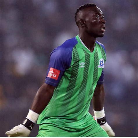 Ghana goalkeeper Richard Ofori joins Orlando Pirates ...