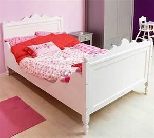 Metallbett Ikea Weiß : bett 120 200 wei holz mit sch nen schnitzereien auf ~ Watch28wear.com Haus und Dekorationen