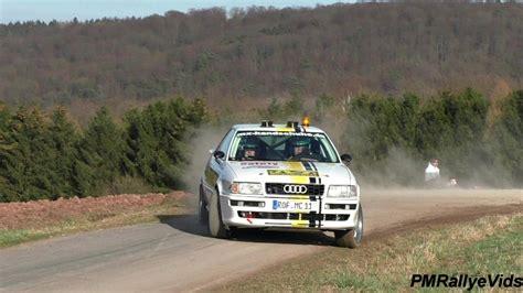 Werra Meissner Rallye Alexy Gunther Audi Quattro