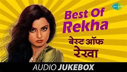 Songs Rekha Hindi Hit Hits Ki Masti