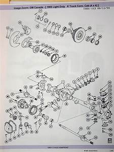 Dana 60 Front Axle Parts Diagram