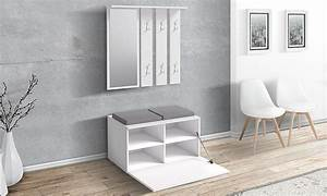 Meuble De Couloir Avec Banc : meuble de couloir avec banc groupon shopping ~ Teatrodelosmanantiales.com Idées de Décoration