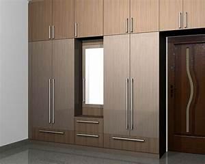 Traditional Fixed Closet Design Idea Id570 - Fixed