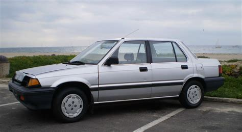 vintage honda civic honda civic sedan 1984 older classic rare 1 owner all