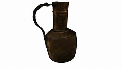 Middle Ages Jug Metal Additional
