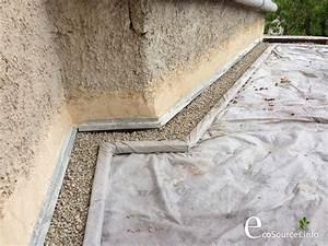 Feutre Sous Gravier : poser du geotextile free albergrass gotextile gr noir ~ Premium-room.com Idées de Décoration
