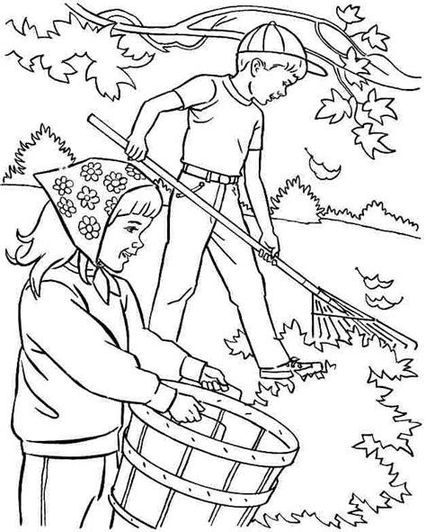 preschool fall coloring pages az coloring pages 538 | 8cGoB47Li