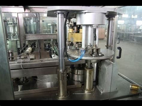 aluminum  filling  sealing machine    rotary automatic cans fillersealer