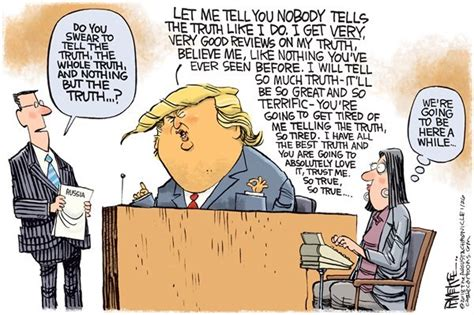 Trump Willing To Go Under Oath