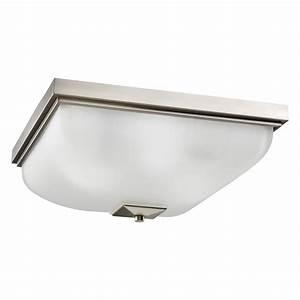 Marvelous lights ceiling square flush mount