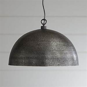 Rodan pendant light crate and barrel
