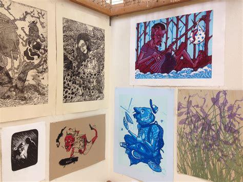 Print Studio Art Department Uc Santa Cruz