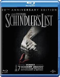 Schindlers List - 20th Anniversary Edition (Includes