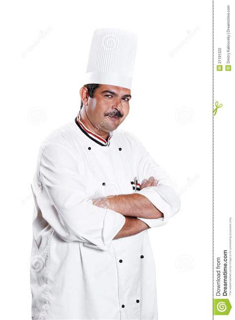 un chef dans votre cuisine chef dans l uniforme 224 la cuisine photographie stock image 21191322