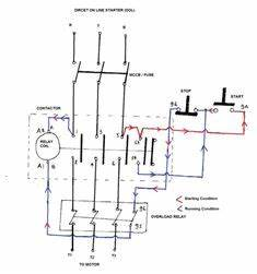 three phase contactor wiring diagram electrical info pics With ac contactor wiring