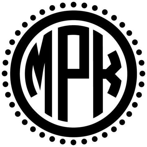 polka dot circle monogram decal monogram decal circle monogram monogram machine