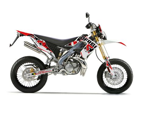 derbi drd pro black graphics series tmx graphics