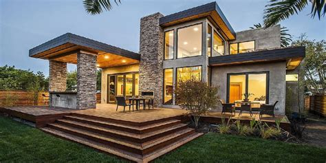 Outdoor Home Designs, Trends And Ideas 2018  2019 House