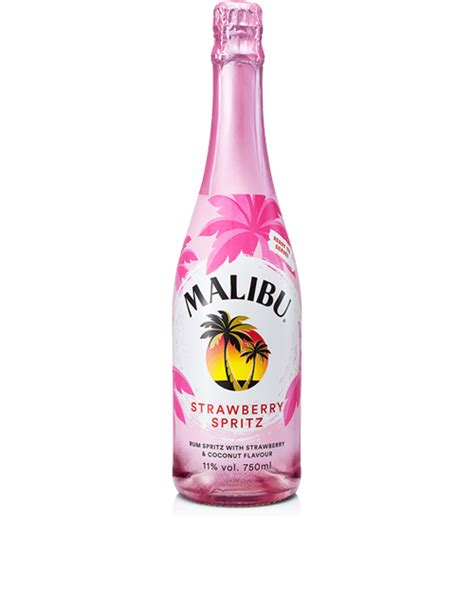 When you think of malibu, you probably don't think of the royal crown. New Mixed Drink Pouches From Malibu - Simplemost