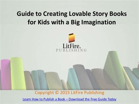 how to write interesting book stories for children