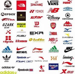 Free Set Of Vector Sports Brand Logos - TitanUI