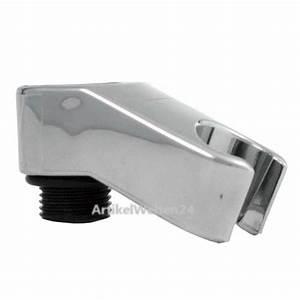 Duschkopfhalter Ohne Bohren : duschkopfhalter ohne bohren handbrausehalter 1 2 verchromt ~ Orissabook.com Haus und Dekorationen