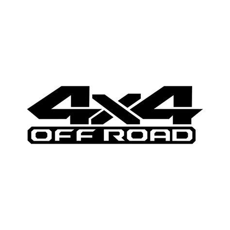 foto de Stickers Dodge 4x4 Off Road Autocollant pour 4x4