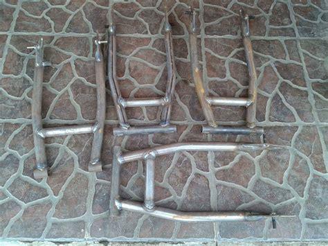 venoms aksesoris motor swingarm bulet kustom untuk scorpio dan tiger