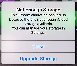 how to get more storage on your iphone there is not enough icloud storage available how to back