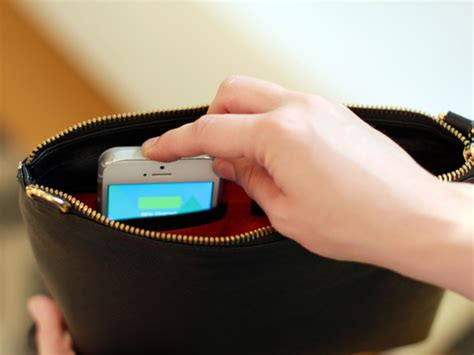 2015 everpurse stay charged wire free on the go 96hrs by everpurse kickstarter