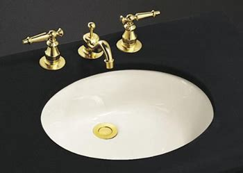 undercounter kitchen sink kohler k 2210 g 96 caxton undercounter lavatory biscuit 3023