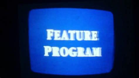 Andrew's Feature Program Logo - YouTube