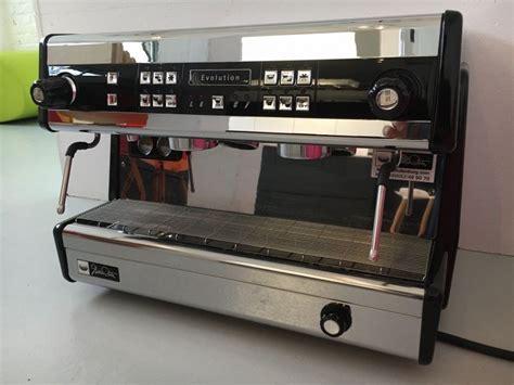 marktplaats espresso machine op quot de marktplaats voor de horeca quot te koop aangeboden