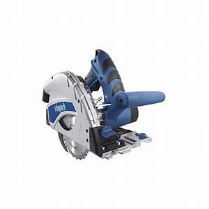 Scie Plongeante Avec Rail : scie circulaire plongeante 1200w 160mm avec 2 rails de 700 ~ Dailycaller-alerts.com Idées de Décoration
