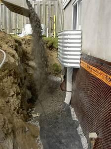Comment Faire Un Drainage : drain francais installer inspecter r parer un drain ~ Farleysfitness.com Idées de Décoration