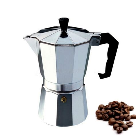 Although they can handle any type of roast, they're especially suited for dark roasts. 3Cup Stovetop Espresso Maker Cuban Stove Top Coffee Maker Easy To Clean Aluminum   eBay