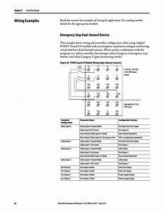 Wiring Examples  Emergency Stop Dual