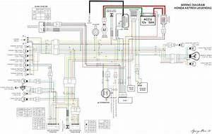 Gambar Wiring Diagram Lampu Sein