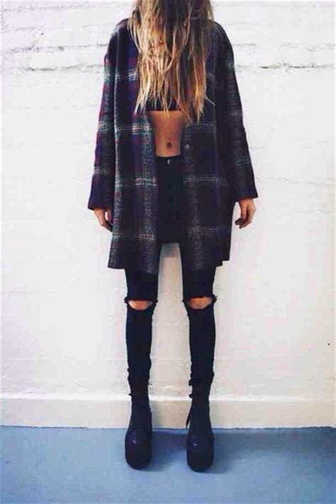 Grunge outfits tumblr summer - Google Search | Things to Wear | Pinterest | Grunge outfits ...