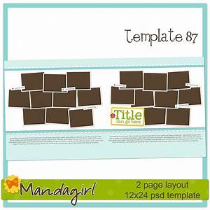 17 Best images about Digital Scrapbooking Templates (...or ...
