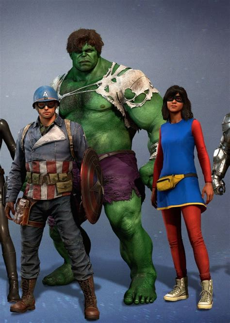 1536x2152 Marvel's Avengers Game 2021 1536x2152 Resolution ...