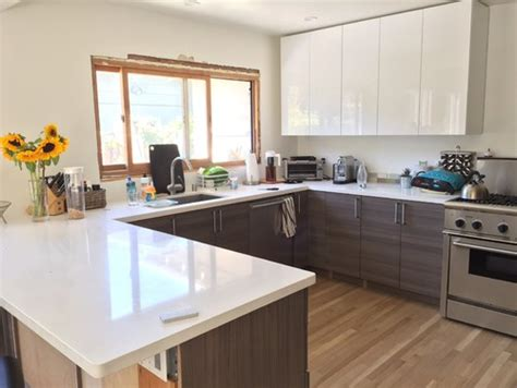 kitchens without backsplash backsplash help for contemporary white grey kitchen