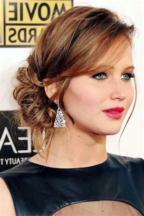 Hairstyles For Evening Wear by 20 Best Of Hairstyles For Evening Wear